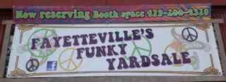 Fayetteville's Funky