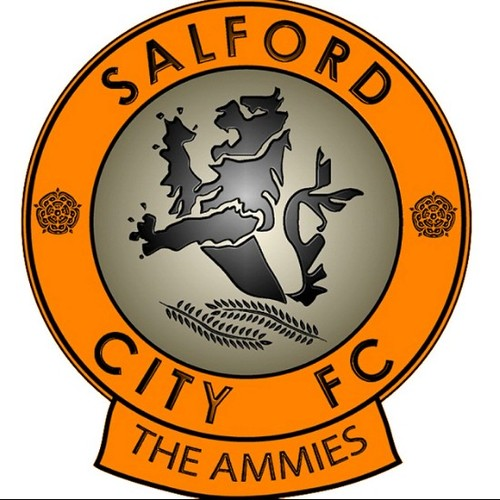 Salford City: Salford City Logo And Kit