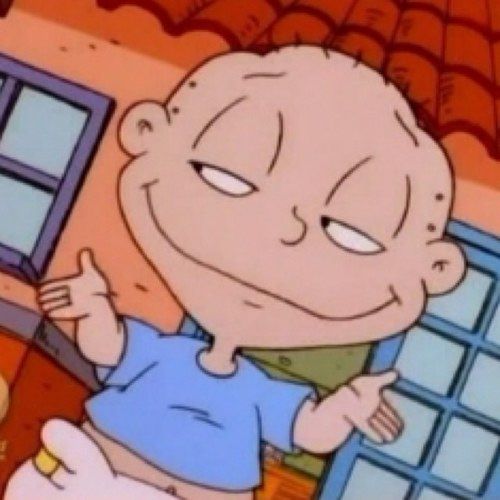 Stoned Tommy Pickles At Tokintommy Twitter