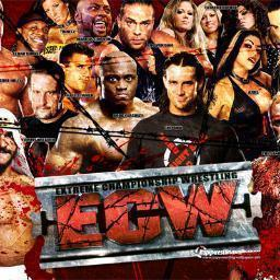 ECW Roster