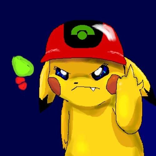 gangster pikachu - photo #3