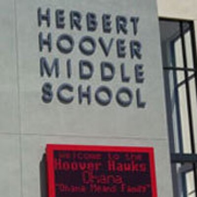 Hoover Middle School At Sfhooverms Twitter