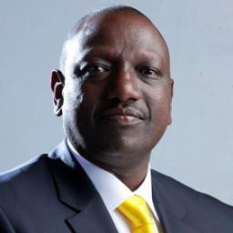 William Samoei Ruto, PhD
