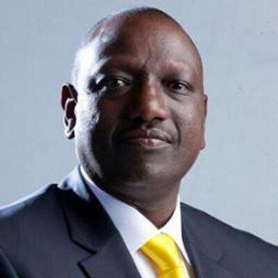 William Samoei Ruto on Muck Rack