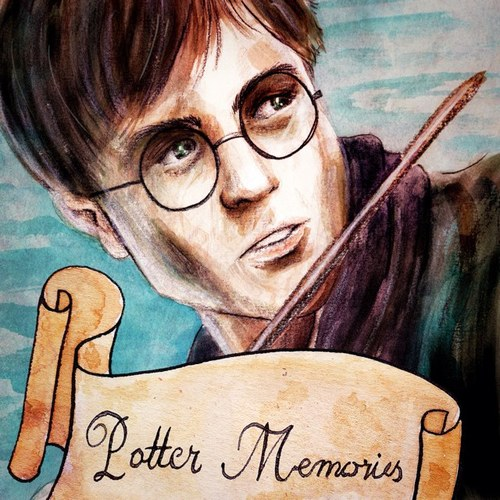 Potter Memories. Social Profile