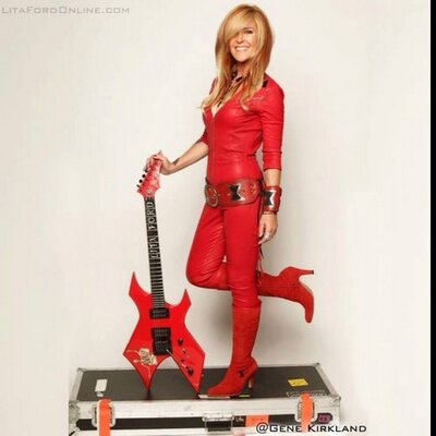 Twitter profile picture for Lita Ford