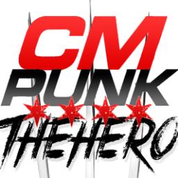 Cm punk hero cmpunkthehero twitter - Cm punk logo images ...