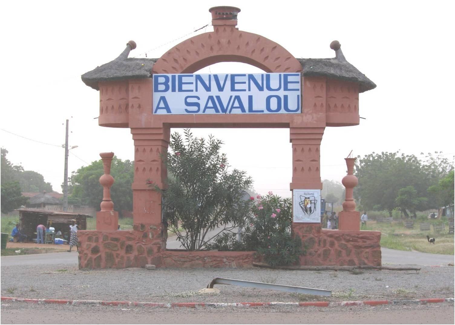 Resultado de imagem para Savalou