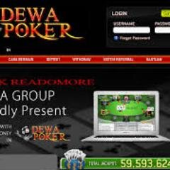 Dewapoker Poker Dinan Twitter