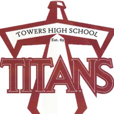 Towers High School logo