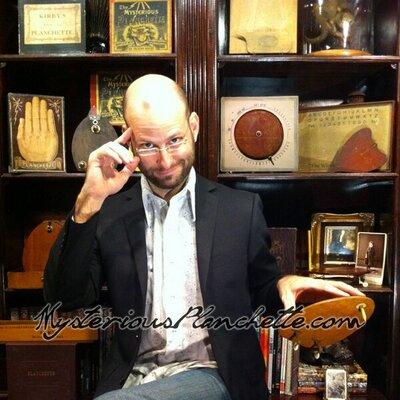 Brandon Hodge (@planchettesays) Twitter profile photo