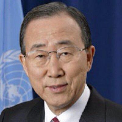 Ban Ki-moon Sec-Gen