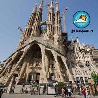 Tiempo Barcelona On Twitter Barcelona Temperatura Actual 18ºc Sensacion Termica 18ºc Humedad 68 Tiempo Previsto Nublado 13 00 19 4 15
