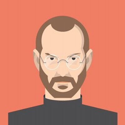 Steve Jobs Cartoon Drawing Drawing Ideas Collection