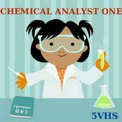 X CHEMICAL ANALYST 1 (@KimiaAnalisSATU) | Twitter