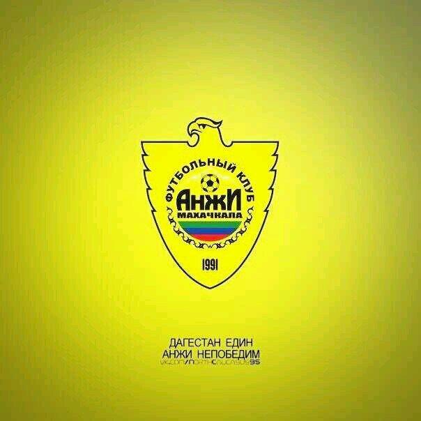 анжи лого: