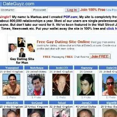 Free gay personals sites