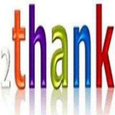 appreciate gratitude 2thank twitter