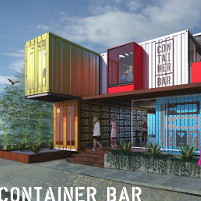 Container bar containerbaratx twitter - Container homes austin ...