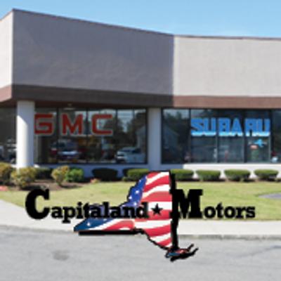 Capitaland capitalandmotor twitter for Capitaland motors glenville ny