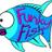 Funky Fish Swimming