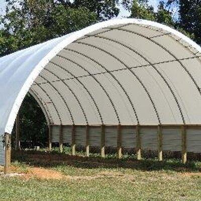 farming externalpageview pure supplies housing farmtek country fodder systems hoop barns livestock farm growing hydroponic pork