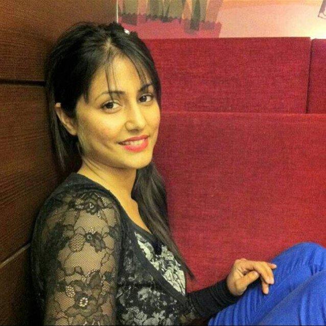 Hina Khan Iamhinakhan Twitter