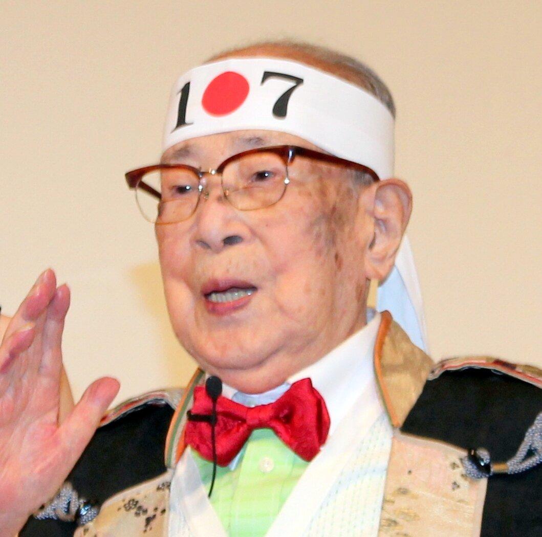 107歳児・昇地三郎 (@shiinomi10...