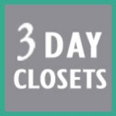 3 Day Closets (@3DayClosets) | Twitter
