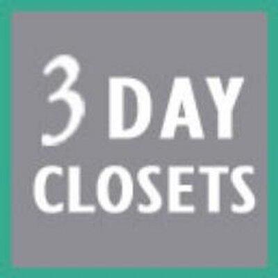 Beau 3 Day Closets (@3DayClosets) | Twitter