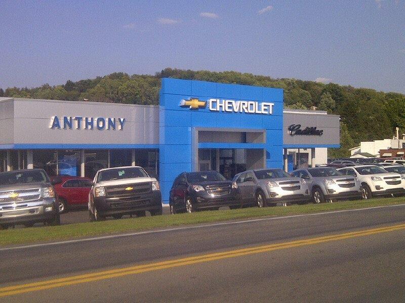 Anthony Chevrolet Wvchevrolet Twitter