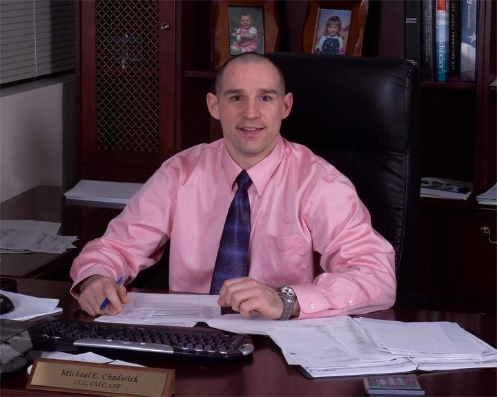 Mike Chadwick