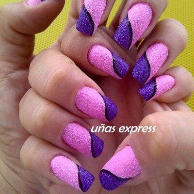 Uñas Express בטוויטר Esmaltado Permanenteuñas Brillosas