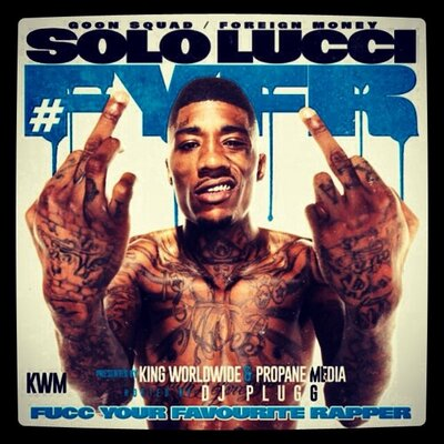 solo lucci how tall