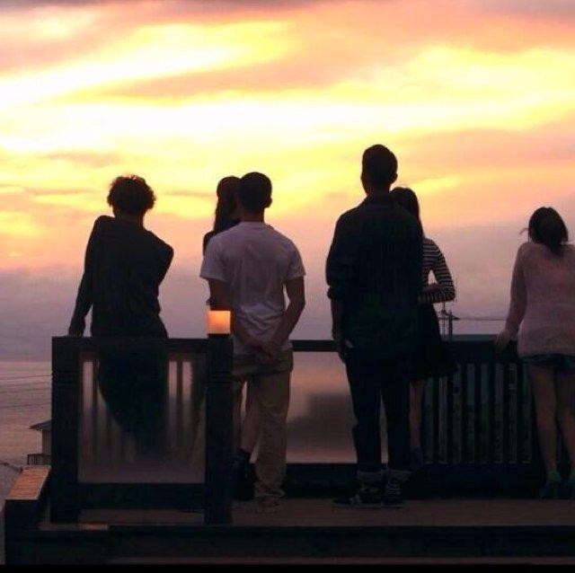 Terrace house s2 terrace twitter for Terrace house season 2