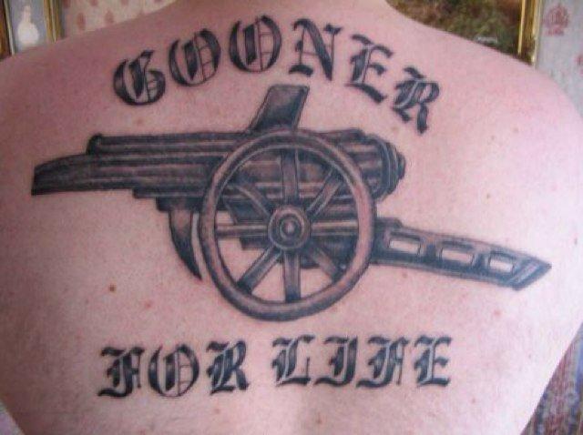 Arsenal Tattoos Arsenaltatts Twitter