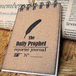 THE DAILY PROPHET Avatar