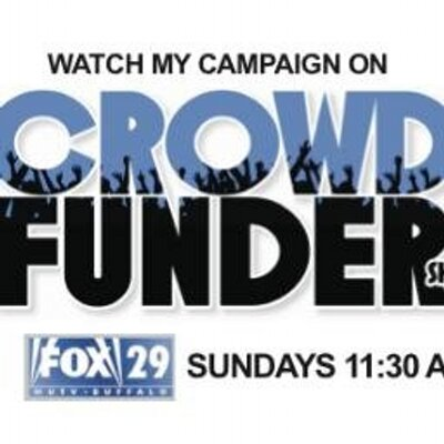 CrowdFunder TV Show | Social Profile