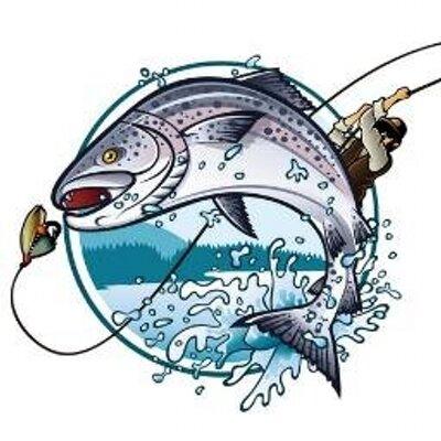 логотипы рыбалок