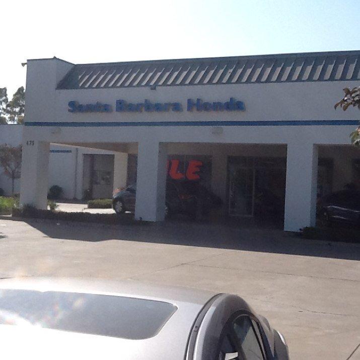 Great Santa Barbara Honda