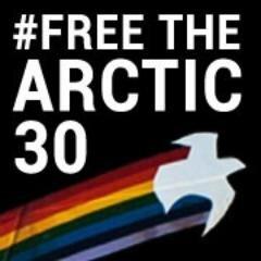 #FreeTheArctic30