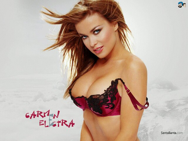 Carmen Electra Porn Pics 61