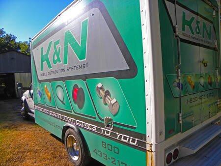 K and N Mobile Ok