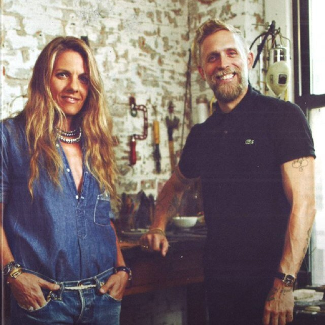 Named after the brother and sister team behind the rapidly growing Philip Crangi jewelry empire, Giles & Brother integrates a timeless and fresh appeal unparalleled in the jewelry world. Designer Philip Crangi combines age-old techniques with a unique palette and influences, capturing a balanced blend of .