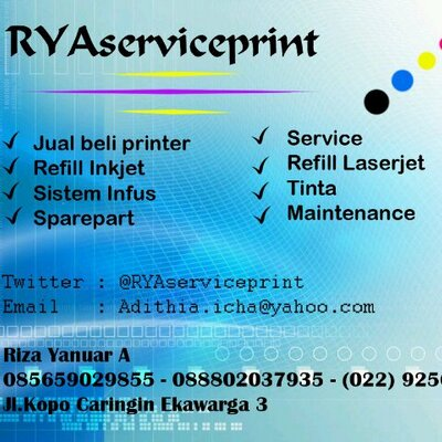 Service Printer Di RYAserviceprint