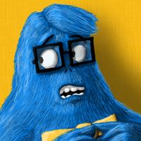 the Awkward Yeti (Nick Seluk) (@theawkwardyeti) Twitter profile photo