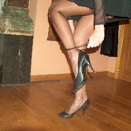 A Serious Pantyhose Fetish And He 40