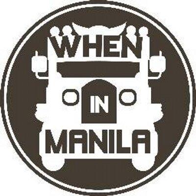 When In Manila