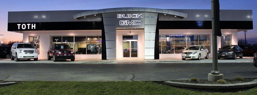 Toth Buick GMC TothBuickGMC Twitter - Toth buick car show