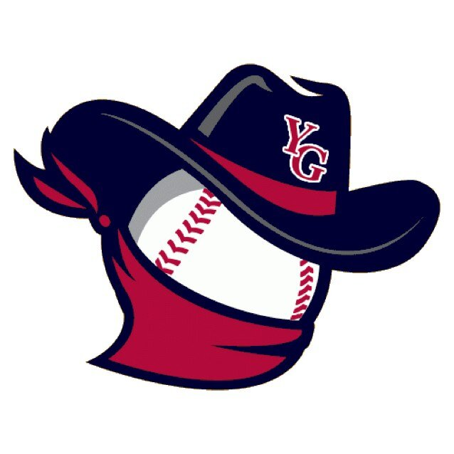 Young guns baseball logo